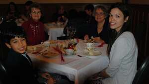 Were you Seen at The Woman's Club of Albany 11th Annual Celebrate the Season Holiday Tea on Saturday, December 2, 2017?
