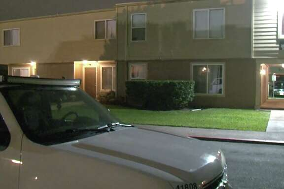 A baby died of apparent asphyxiation Tuesday night, police said.