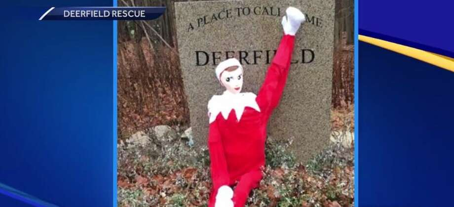 Zippy's been found!  >>>See Elf on a Shelf memes.