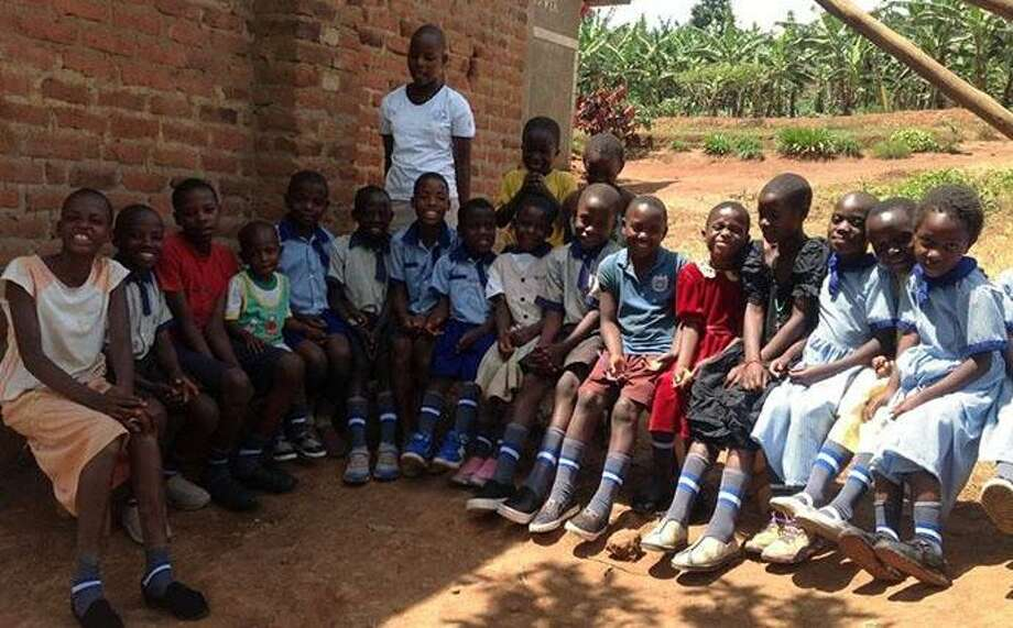 Goatboy Soaps in New Milford has supported a soap project, GotJoy, to help children in Africa. Photo: Courtesy Of Goatboy Soaps / The News-Times Contributed