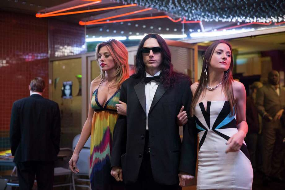 """""""The Disaster Artist""""James Franco directs and stars in this behind-the-scenes dramedy about how the cult film """"The Room"""" came to be. Seth Rogen, Bryan Cranston and Dave Franco co-star.Playing throughout Houston. Photo: Justina Mintz, HONS / © 2015 Warner Bros. Entertainment Inc."""