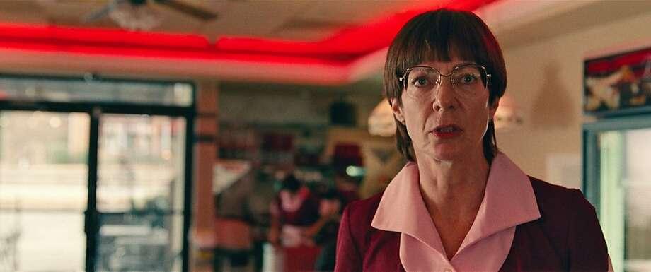 "Allison Janey plays Tonya Harding's mother in ""I, Tonya"" Photo: NEON"