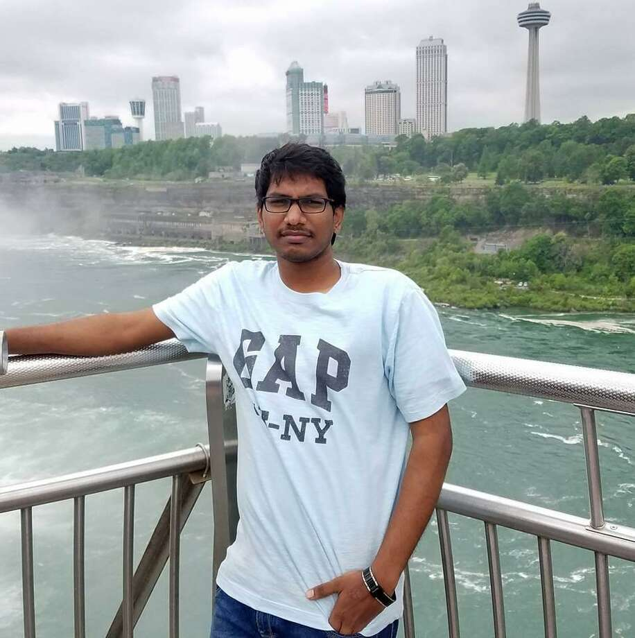 Naga Tulasi Ram Bethapudi a student at the University of Bridgeport, from India, was identified as the pedestrian killed in Shelton, Conn. on Tuesday, Dec. 5, 2017. Photo: Facebook / Contributed Photo / Connecticut Post Contributed
