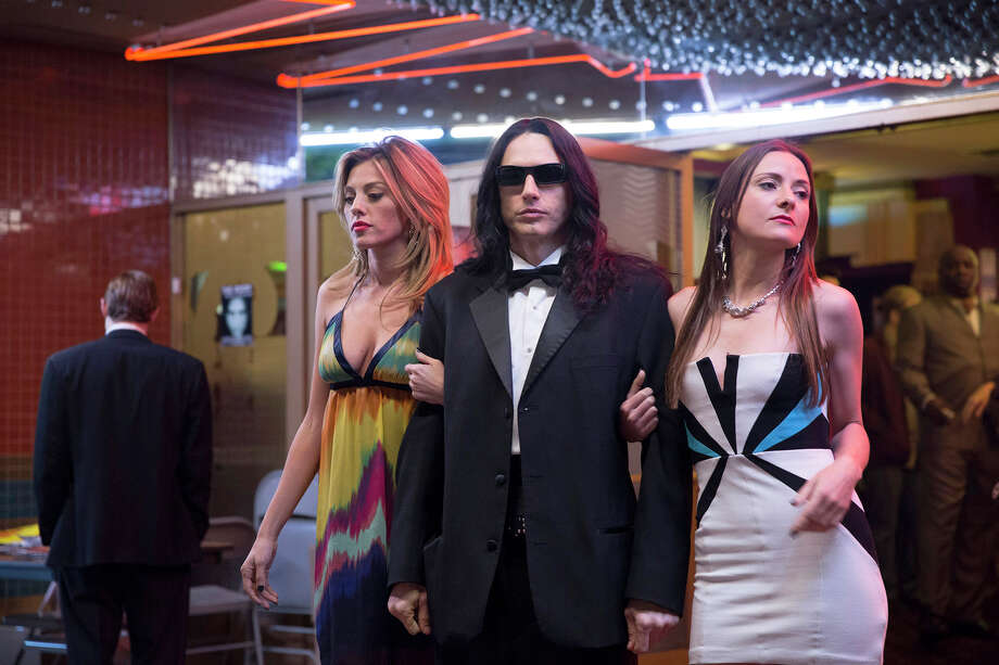 """James Franco in """"The Disaster Artist."""" MUST CREDIT: Justina Mintz, A24 / © 2015 Warner Bros. Entertainment Inc."""
