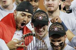 Houston Astros fans can keep that World Series glow alive with an official Major League Baseball documentary.