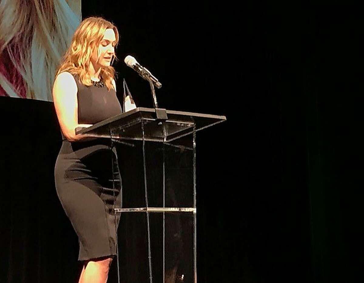Kate Winslet at SFFILM Awards Night, 2017