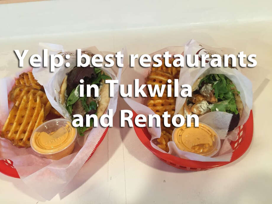 Let's take a trip to the south end to see where people like to eat in Tukwila and Renton. Yelp gave us its data and we pass it along to you. Photo: Yelp