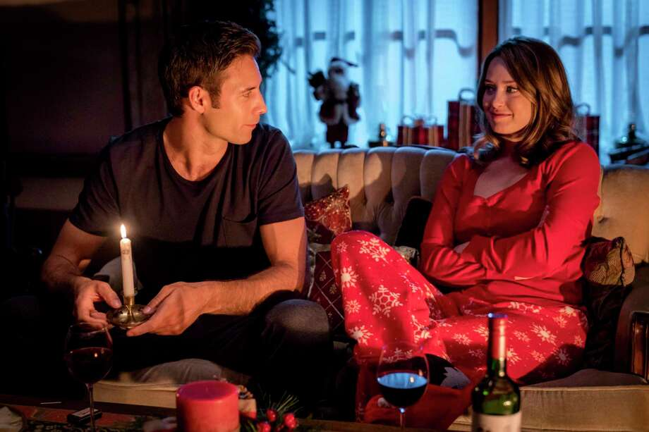 "A scene from the Hallmark film, ""The Christmas Cottage."" Photo: Hallmark / © Crown Media United States, LLC"