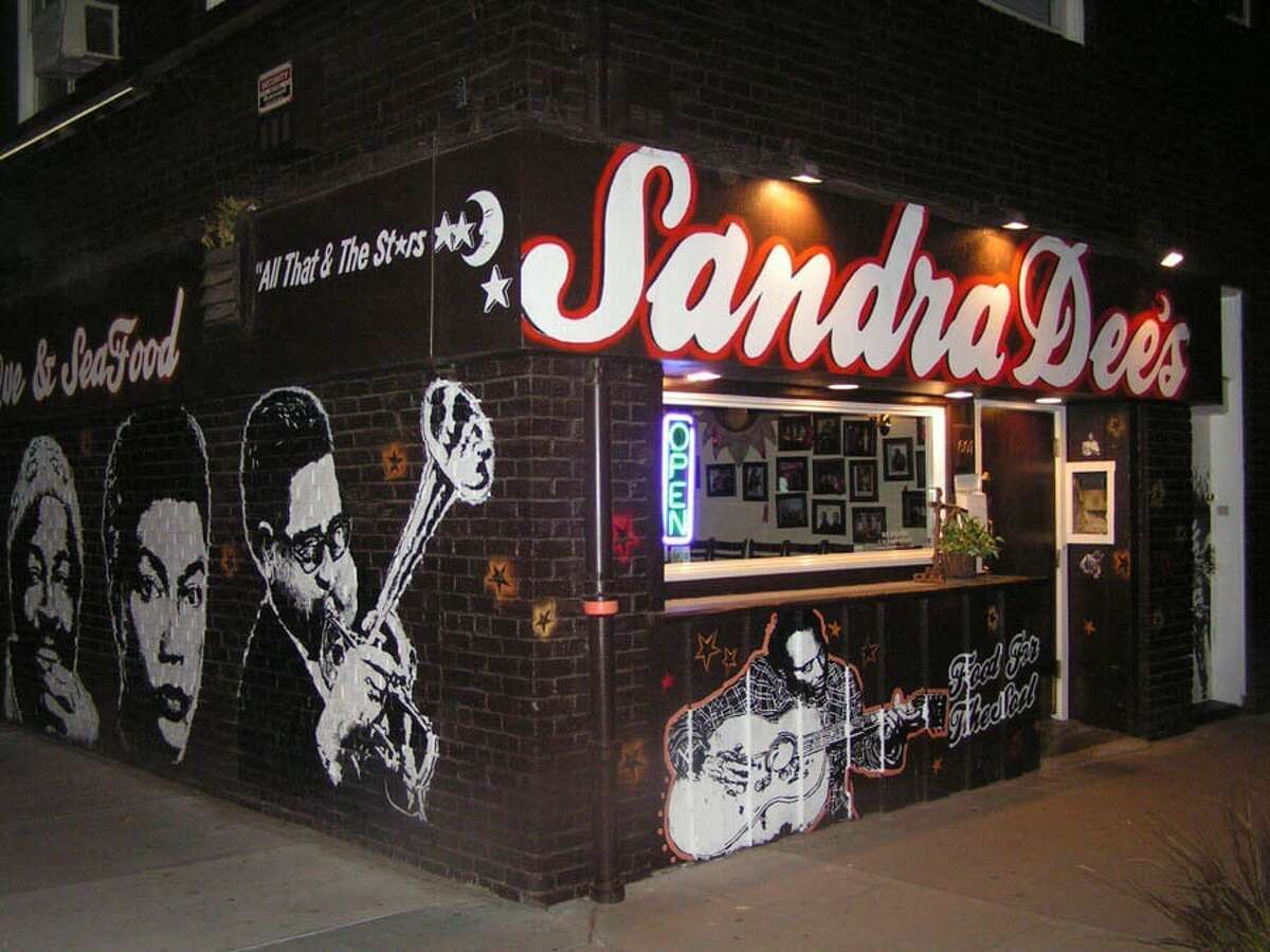 Sandra Dee's Barbeque and Seafood in Sacramento. Celebrity chef Gordon Ramsay gave the 19-year-old restaurant a makeover this weekend for his show '24 Hours To Hell and Back.'