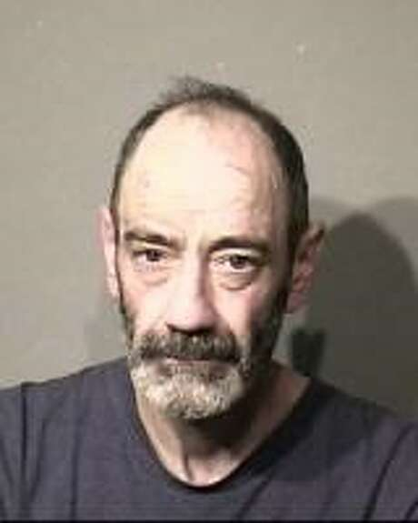 Keith Townsend after a theft arrest in 2016.