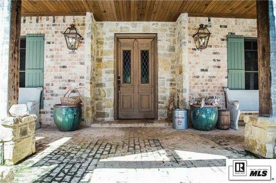 """""""Duck Dynasty's"""" Jep Robertson is selling his home in Louisiana Photo: Realtor.com"""