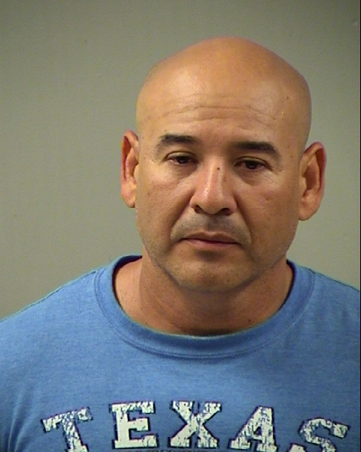 Abel Gomez, 43, was suspended indefinitely by the San Antonio Fire Department after a June 2017 DWI arrest.