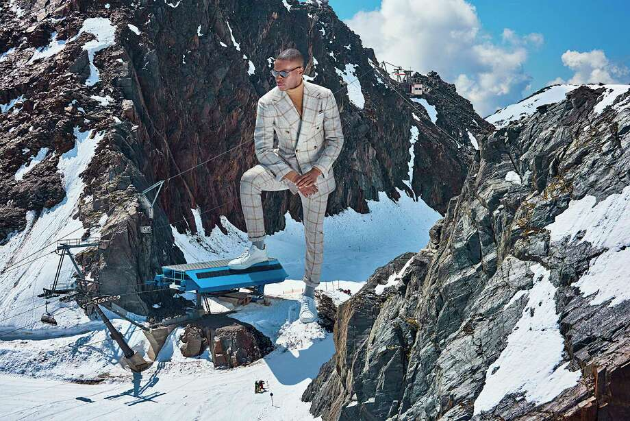 Suitsupply pushes fashion over power. Photo: Suitsupply / Suitsupply