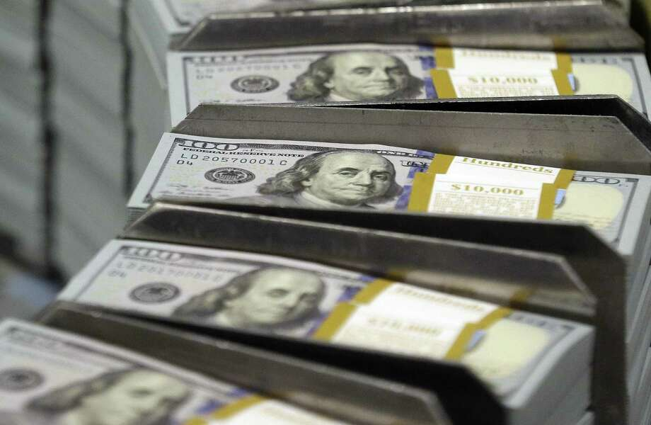 Stamford-based industrial-products manufacturer Crane Co., is set to acquire Crane Currency, the Boston-based banknote supplier to the U.S. Treasury, for $800 million. Photo: LM Otero / Associated Press / Copyright 2016 The Associated Press. All rights reserved.