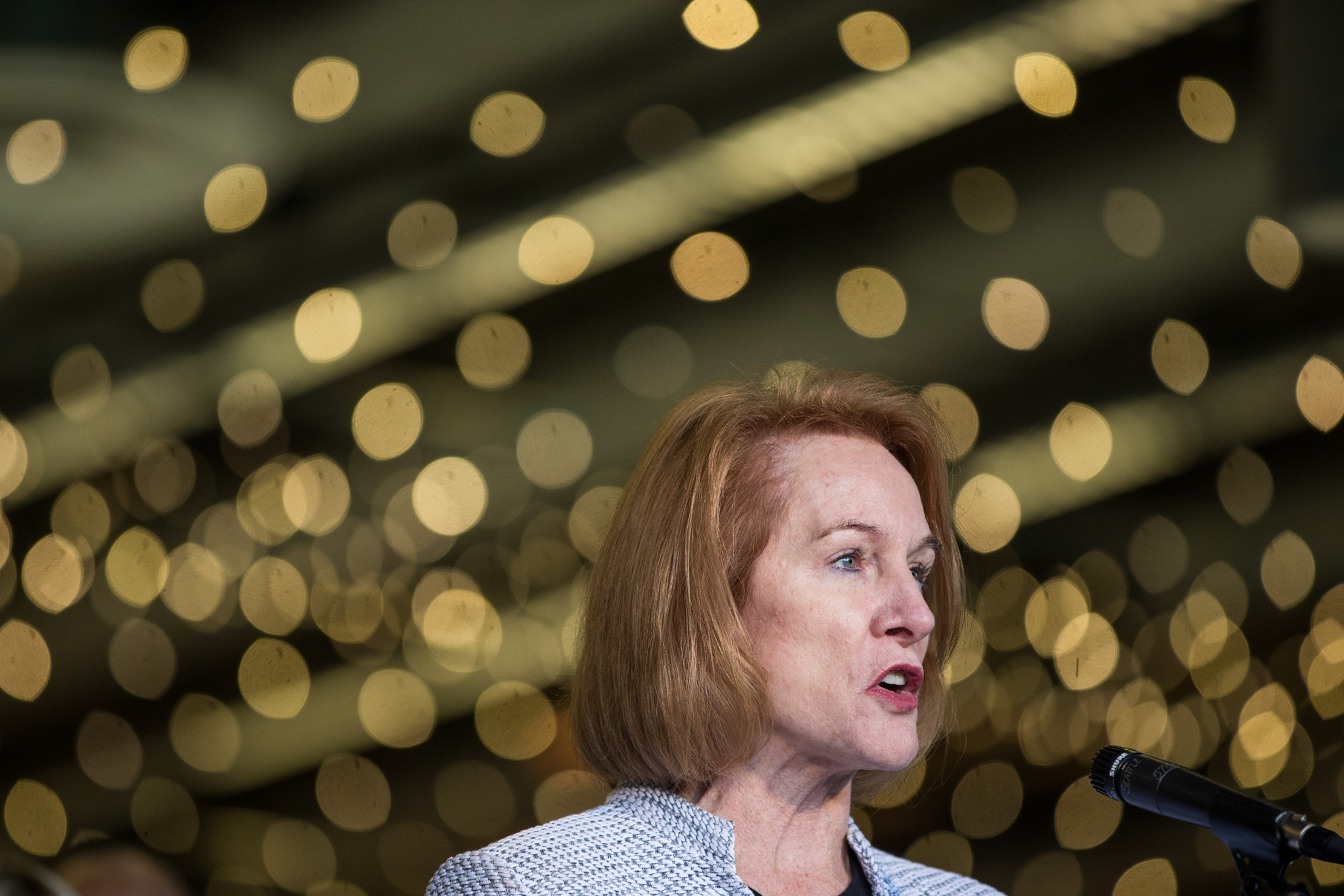 Durkan rails against Trump on homelessness: 'It is time to end this political game'