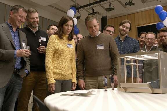 """Matt Damon in� """"Downsizing"""""""