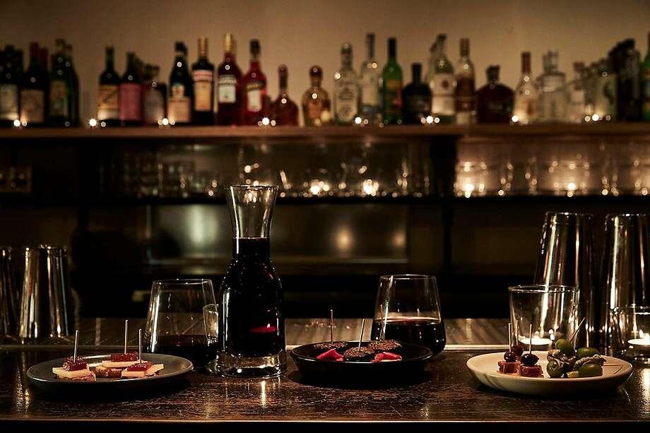 Pinxtos at Adriano Paganini's new Spanish tapas restaurant, Barvale. Photo: David Martinez