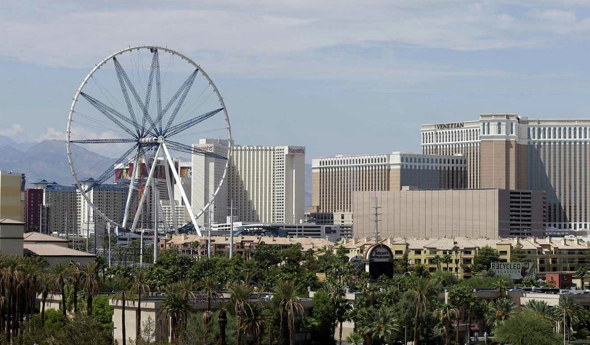 A flight from San Antonio to Las Vegas is as low as $36 on Frontier Airlines.