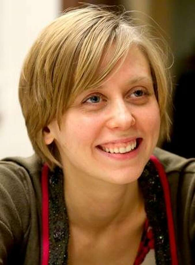 Kate Tarker is one of the play wrights featured at the Magic's fest. Photo: Courtesy Of Magic Theatre