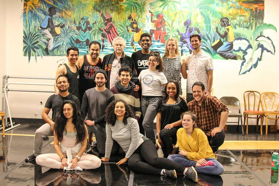 "The cast and creative team of BATCO's ""La Posarela."" Photo: Adelyna Tirado, San Francisco Bay Area Theatre Company"