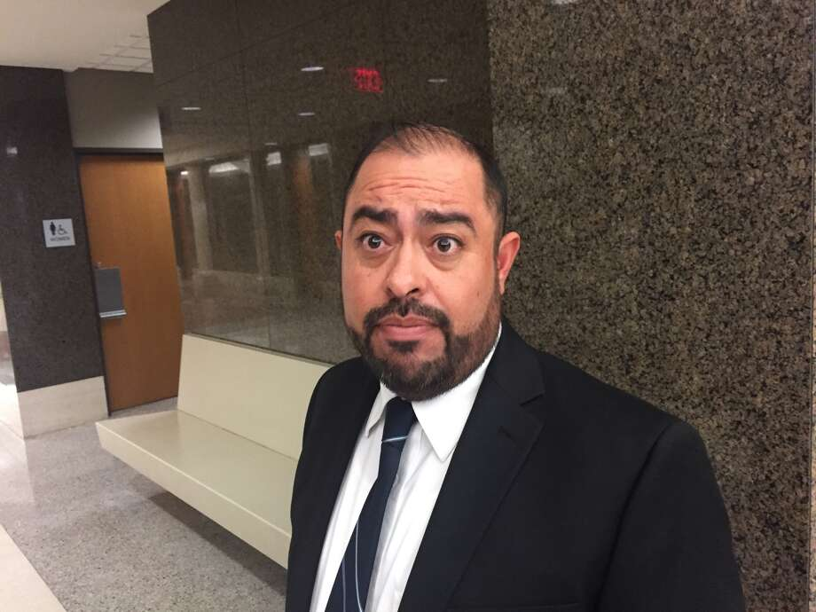 A Houston man who was shot four times allegedly trying to run over a sheriff's deputy earlier this year will be tried again after the jury deliberating his guilt deadlocked Wednesday, December 6, 2017. The aggravated assault trial of 41-year-old Richard Llamas ended in a mistrial after the jury said sent out three notes over 6  hours saying they disagreed, with 5 jurors voting not guilty and 7 voting for guilt.