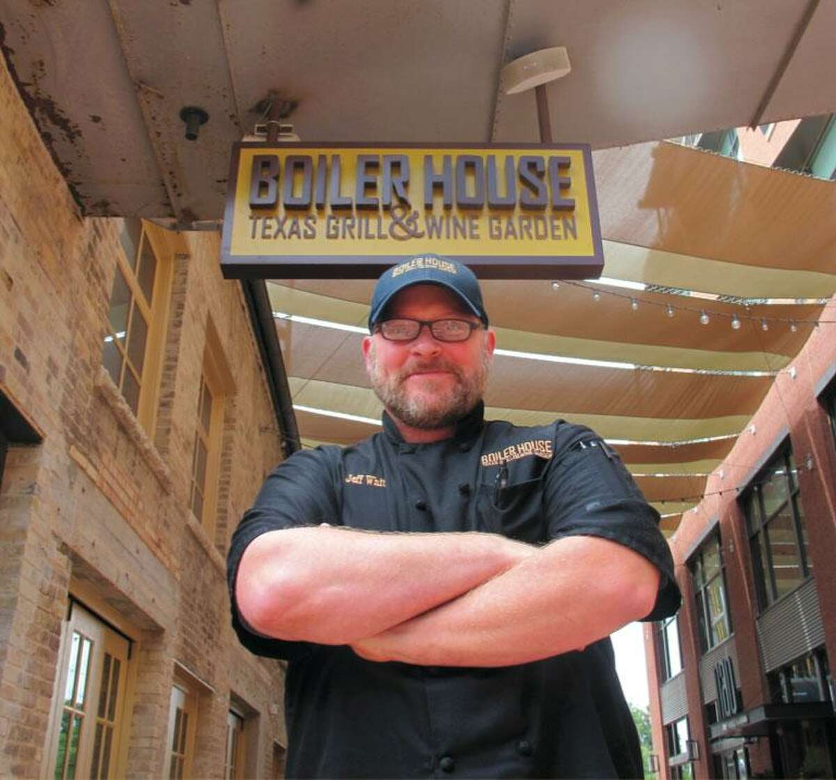 Jeff White of the Boiler House, a restaurant inside The Pearl, will be the featured chef at an upcoming Saint City Super Club event in January.