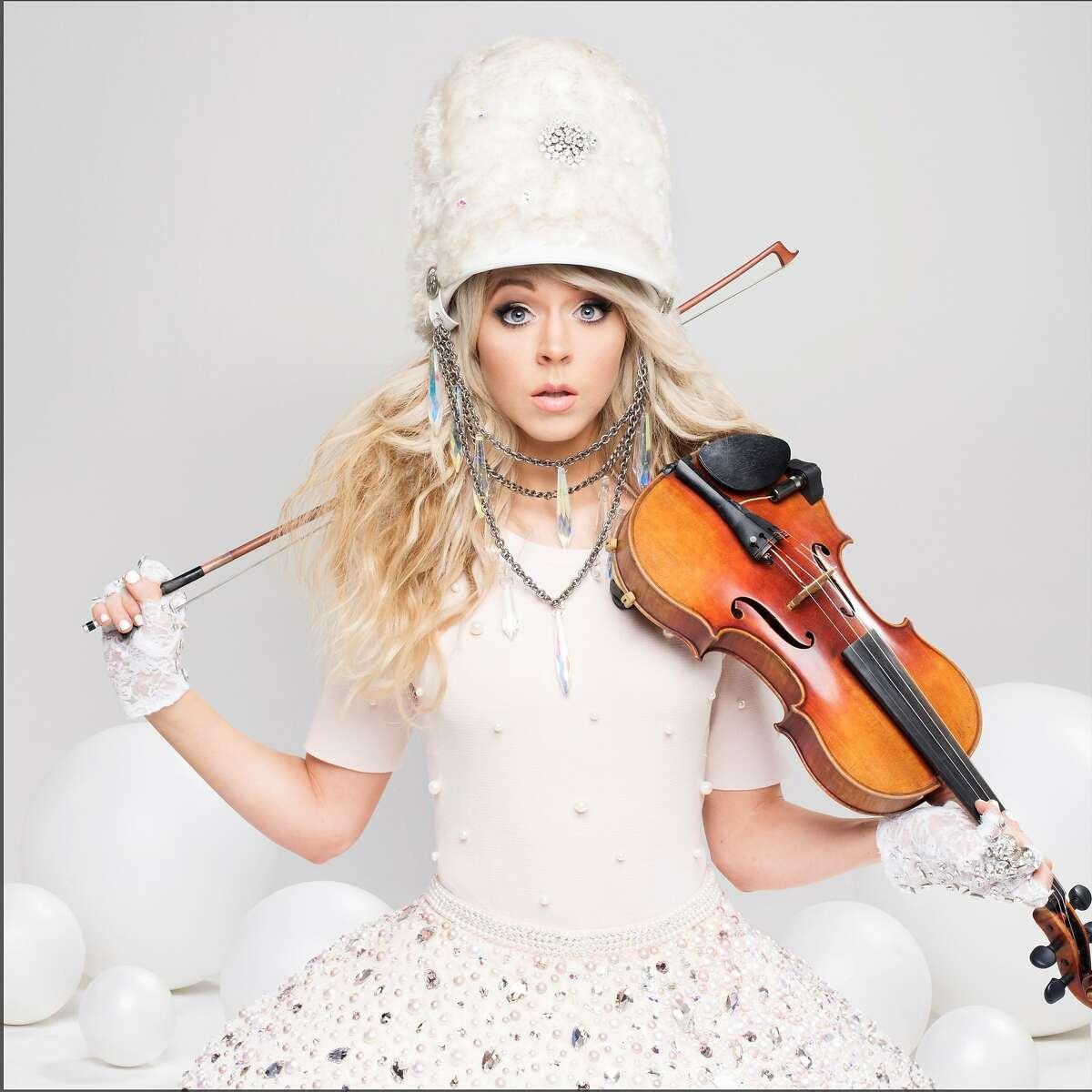 Violinist and YouTube star Lindsey Stirling