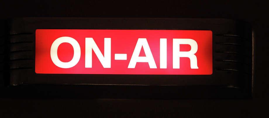 TV-Radio schedule. Photo: EDWARD A. ORNELAS, SAN ANTONIO EXPRESS-NEWS / eaornelas@express-news.net