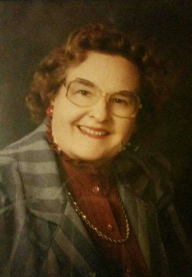 Dr. Frankie Nell Nations Forist was one of just a few women to graduate from the Baylor College of Medicine in the 1950s. She practiced anesthesiology in San Antonio for almost three decades. Photo: Courtesy Photo