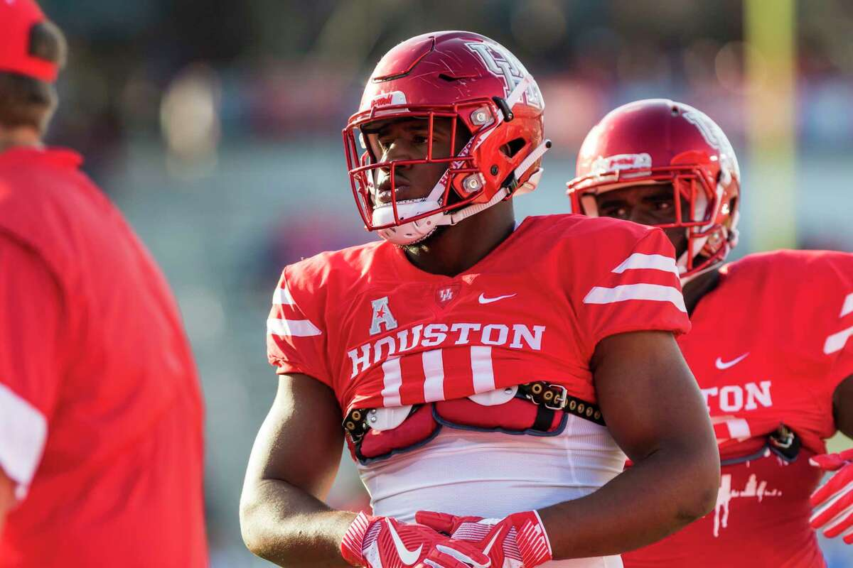 PHOTOS: A way-too-early 2019 NFL mock draft (Draft order selected by Las Vegas projected win totals for the 2018 season) University of Houston defensive tackle Ed Oliver has a chance to be the No. 1 overall pick in next year's NFL Draft. Browse through the photos above for an early 2019 NFL mock draft.