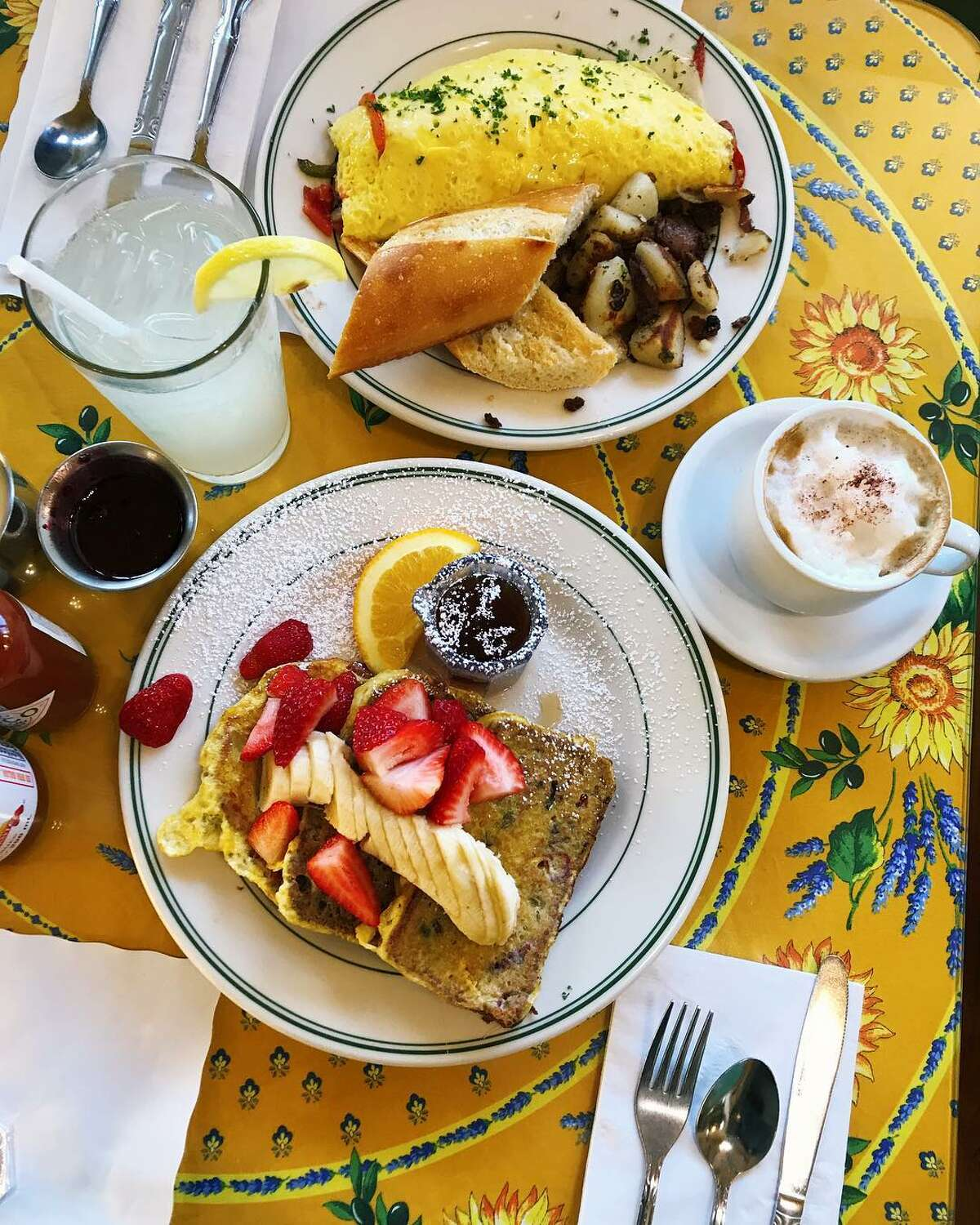 Most Instagrammed San Francisco restaurants in 2017 10. Mama's on Washington Square