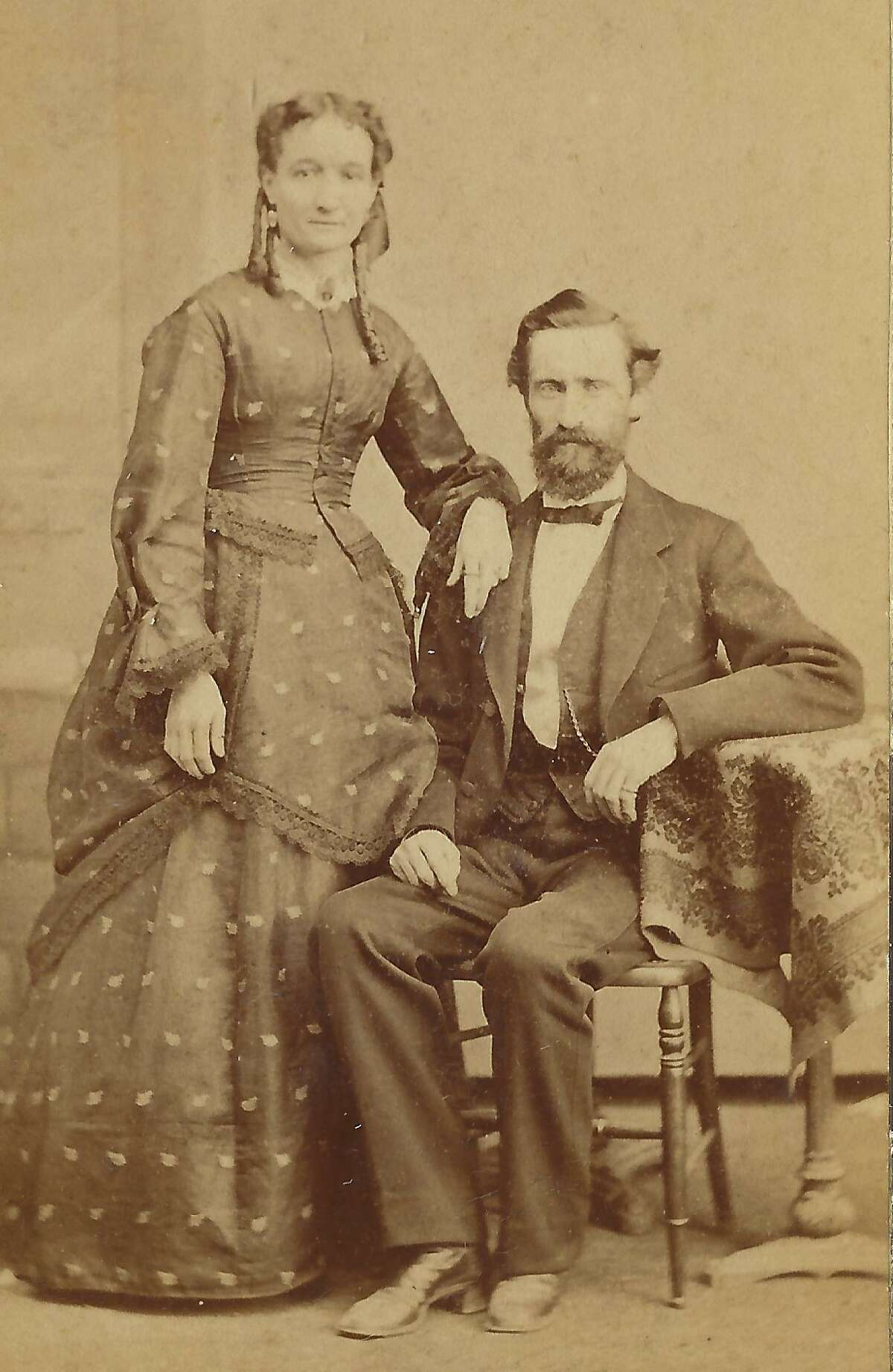 Mary Margaret Healy married John Bernard Murphy in 1849. The two lived on a ranch in San Patricio County, then in Corpus Christi, where she tried to start a hospital. He died in 1884.