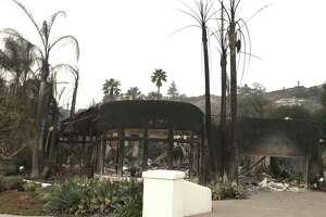 The Olson family home in Ventura was supposed to be able to withstand flames, but the Thomas Fire destroyed it.