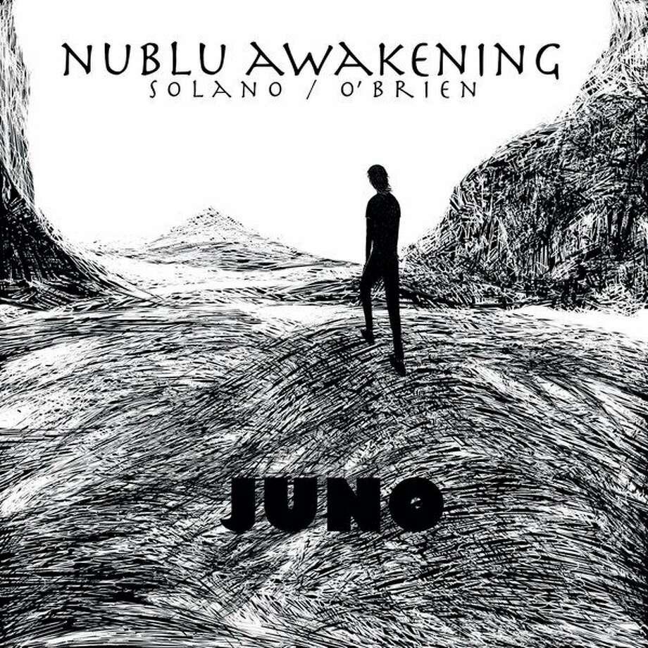 NUBLUE AWAKENING's extended play record titled 'Juno.'