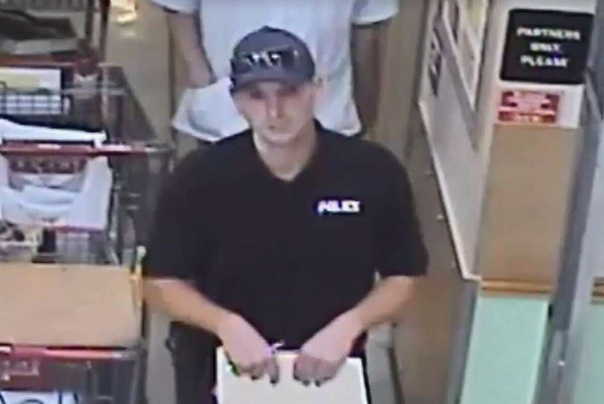 Police believe they have arrested the suspect responsible for robbing four pharmacies dressed as a cop.