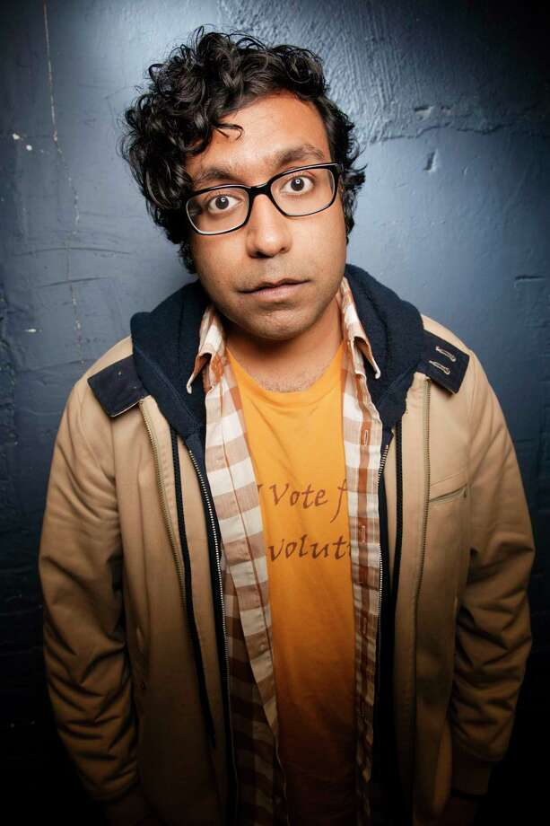 Comedian Hari Kondabolu Photo: Mindy Tucker