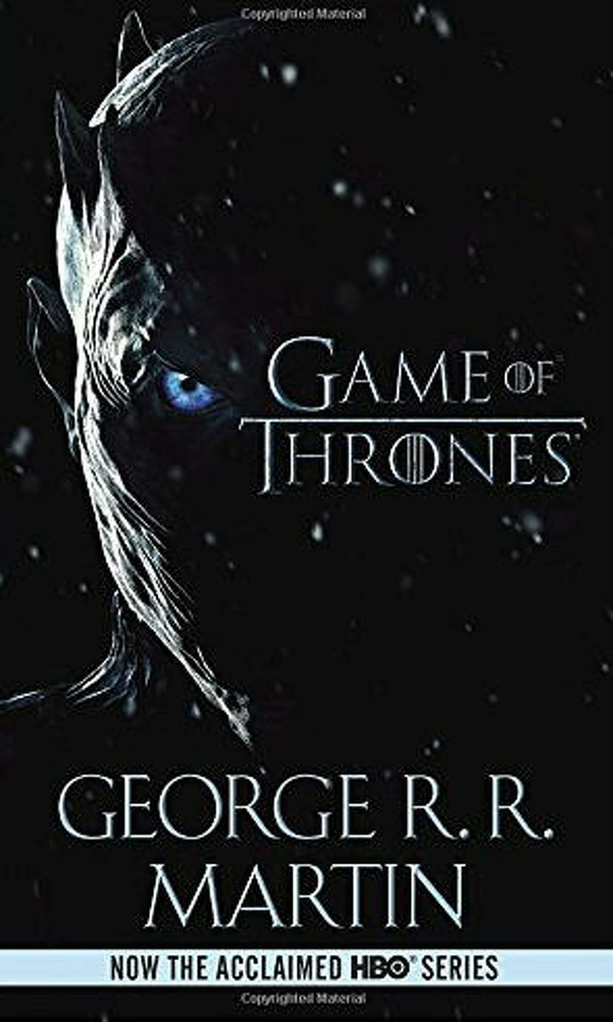 """""""A Game of Thones"""" By George R. R. Martin"""