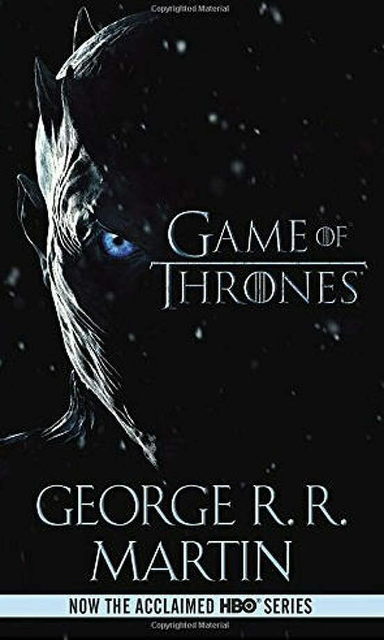 """""""A Game of Thones""""By George R. R. Martin Photo: Amazon"""