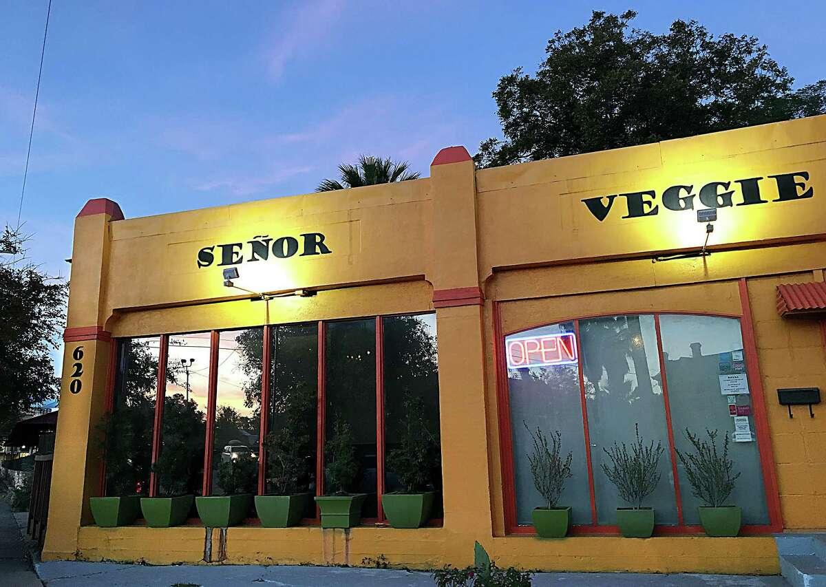 Señor Veggie on South Presa Street.