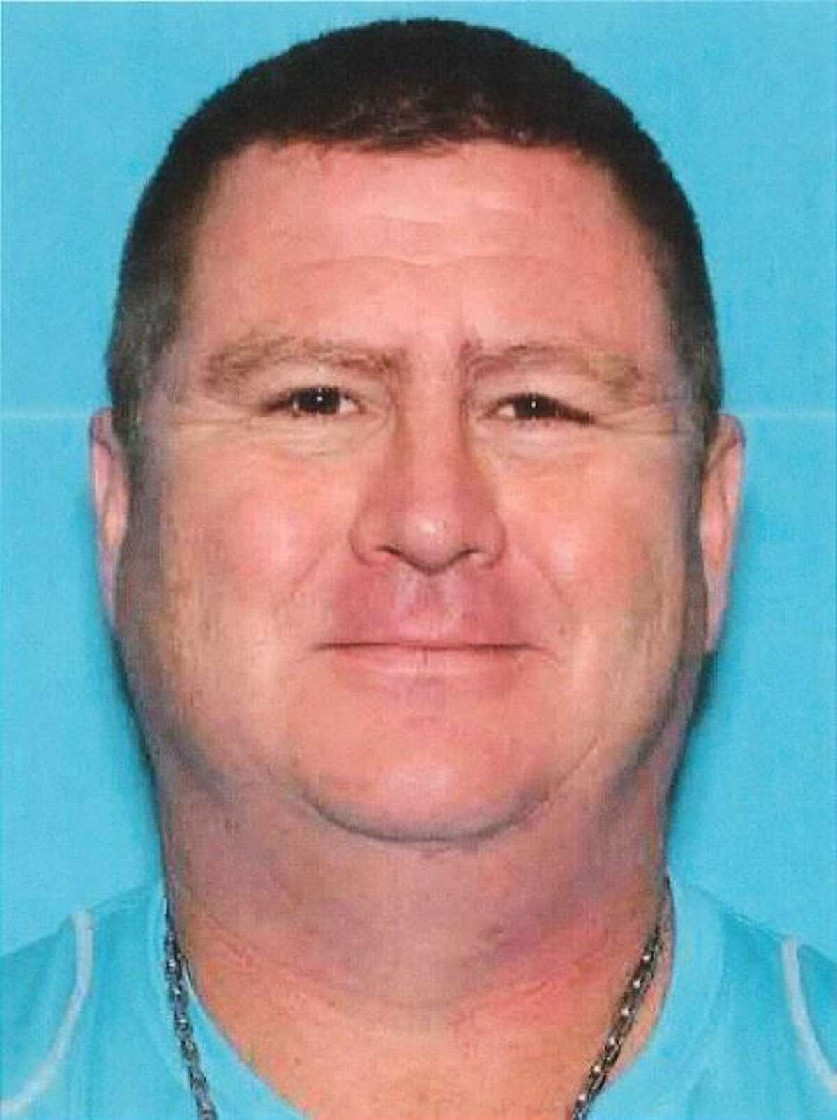 Stweart Thomas Mettz, 51, is accused of killing a San Marcos police officer on Dec. 4, 2017.