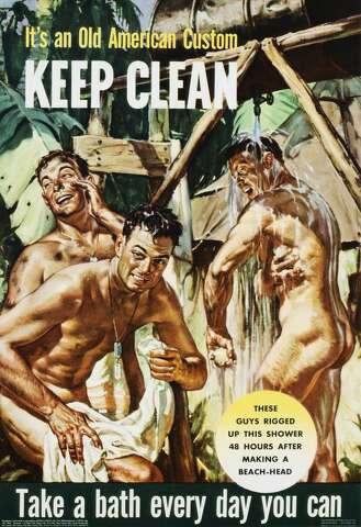 Photos: U S  propaganda art, posters of World War II