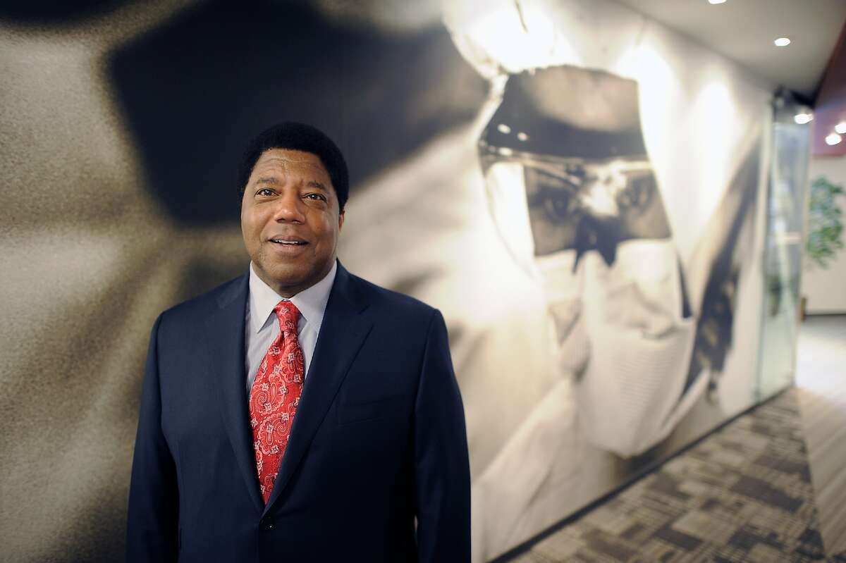 CEO Lloyd Dean poses for a portrait at the Dignity Health headquarters in San Francisco, CA Tuesday March 19th, 2013.