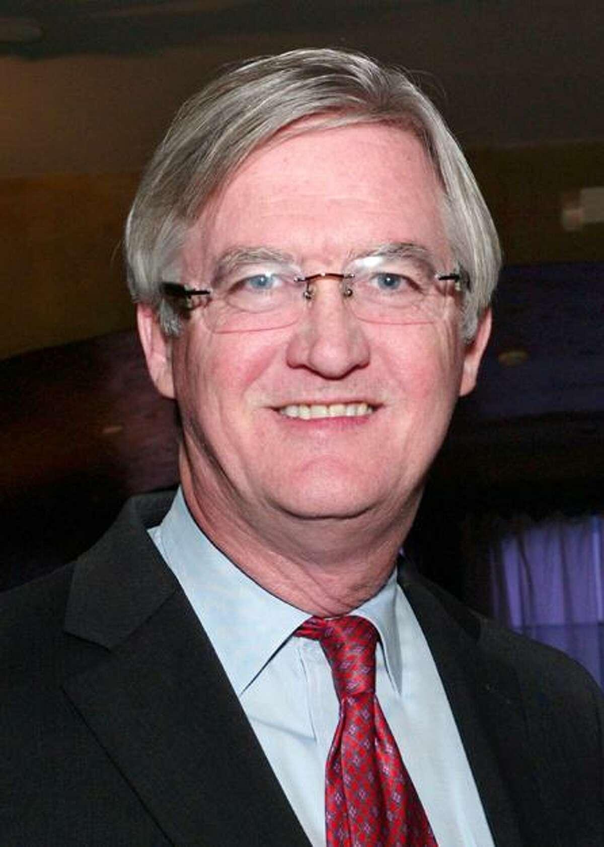 Robert Thrailkill is general manager of the Hilton Palacio del Rio.