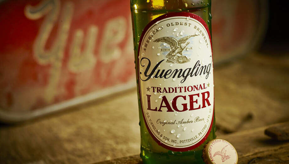 DRINK UP: Liquor, wine, and beer in TexasA regional beer in the United States isn't sold in Texas but some folks on social media hope that will change. On the east coast of the country, and particularly in Pennsylvania, Yuengling is an old reliable. The beer label (with six varieties) is beloved by many and has a working class tradition as a hearty beer. See which libations are made in the Texas-area... Photo: Www.yuengling.com