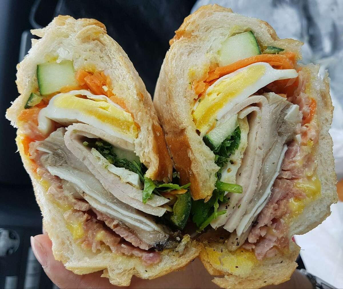 Don Cafe Sandwich 9300 Bellaire Blvd., Houston, TX 77036 Demerits: 32 Inspection Highlights:Observed slime in ice machine. Clean ice making machine to prevent contamination of the ice. Food condemnation. Photo: Yelp/Rachel L.