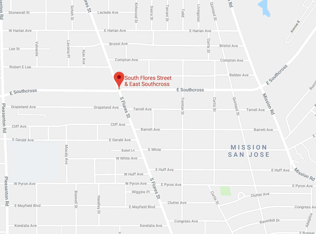 Police believe the shooting happened near South Flores Street and East Southcross Street.