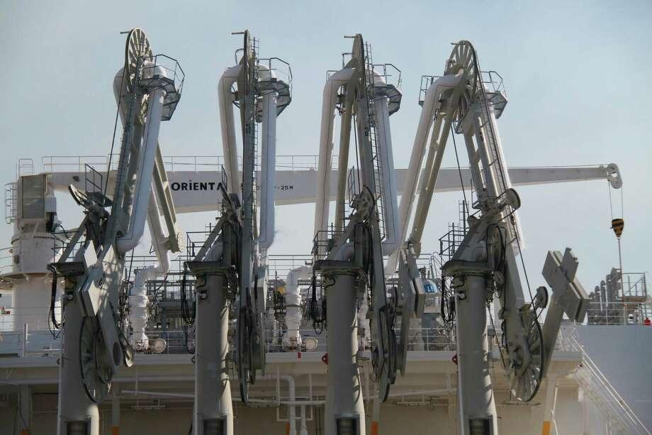 Global LNG trade rises alongside U.S. production - Houston Chronicle