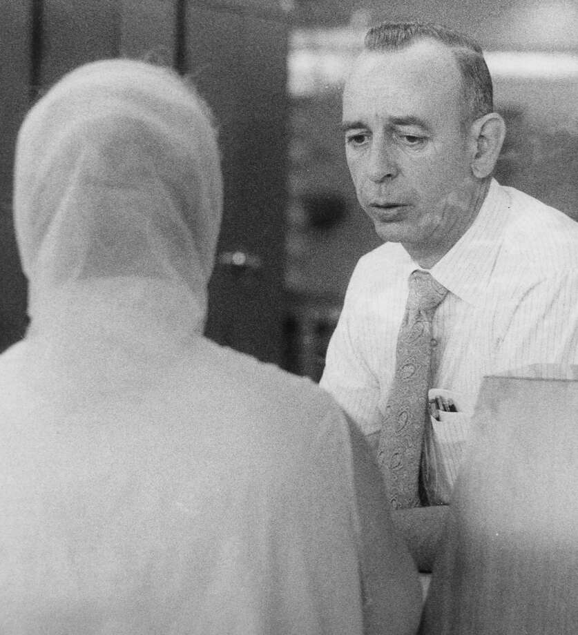 Robert Briggs, superintendent of mails. unknown date Photo: Daily News File Photo