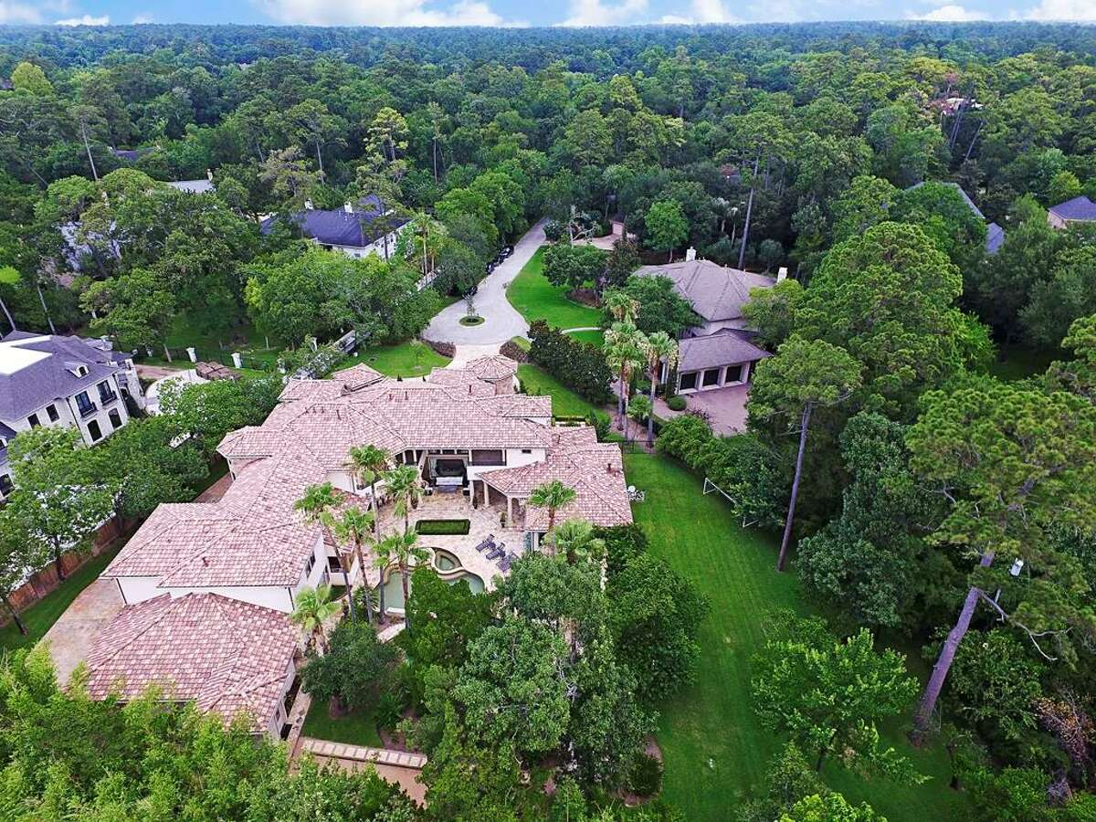 1 Maggie Lane in Memorial Villages Sold: Nov. 17, 2017 Sold price range: $3. 83 to $4.418 million