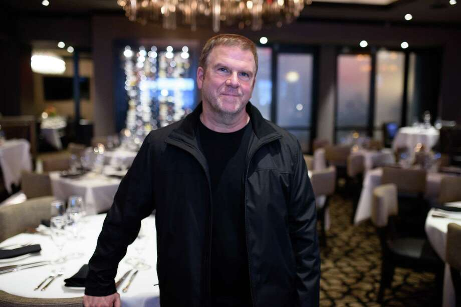 Landry's Inc. CEO Tilman Fertitta is opening Mastro's Steakhouse, the upscale brand's first Texas location, at The Post Oak. Photo: Jamaal Ellis, For The Houston Chronicle / 2017